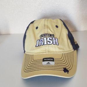 Notre Dame women's cap